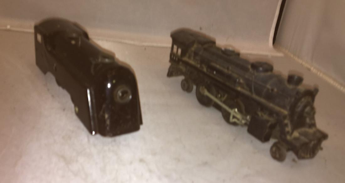 Lionel O gauge Steam Engines