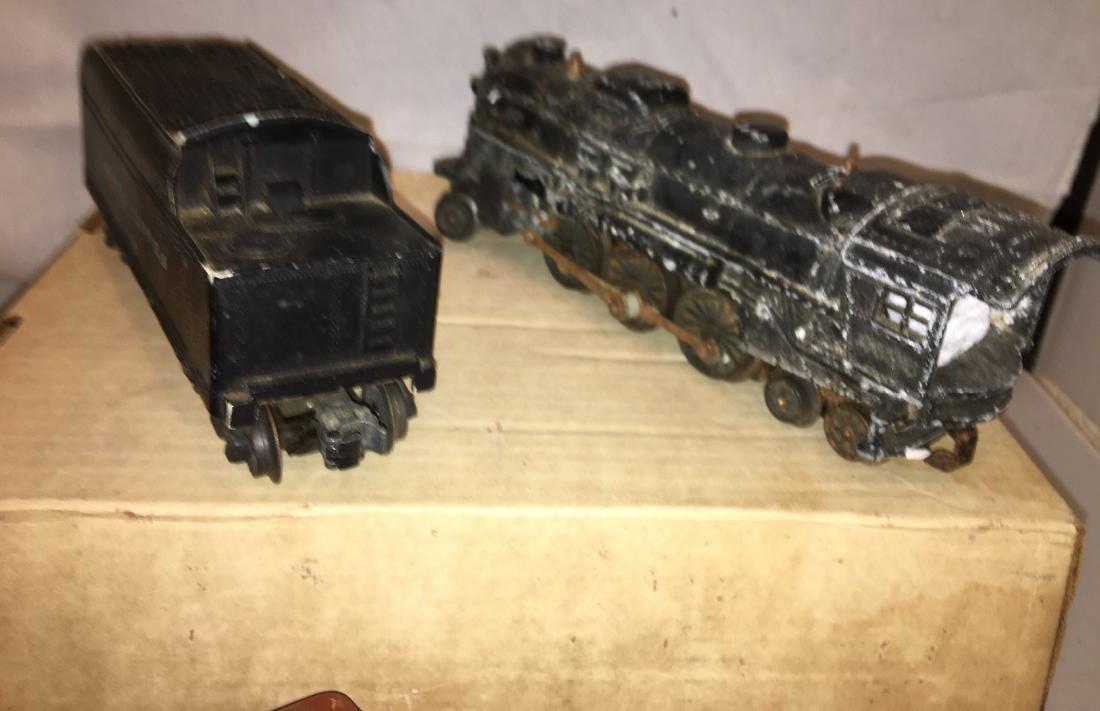 Lionel postwar O Gauge Steam Passenger Train - 3