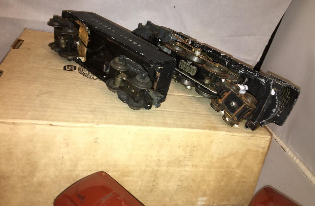 Lionel postwar O Gauge Steam Passenger Train - 4
