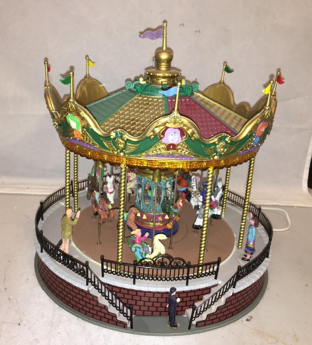 Lemax O Gauge Carousel - 2