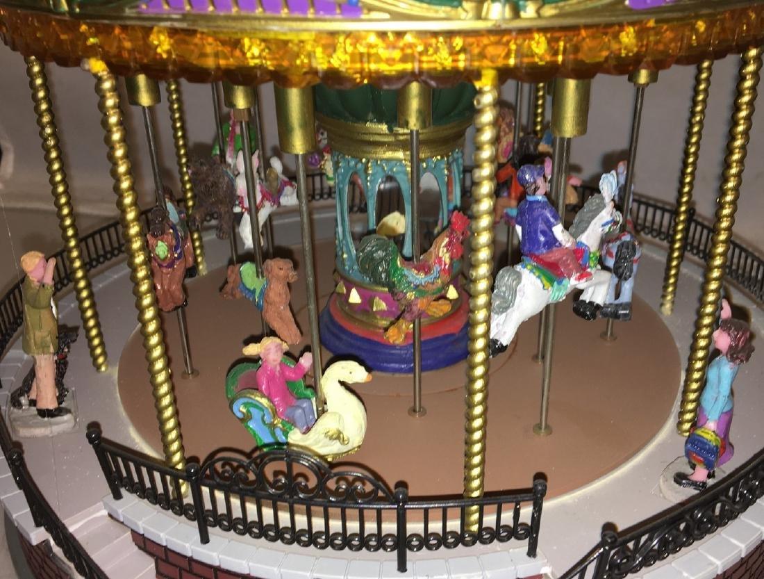 Lemax O Gauge Carousel - 4
