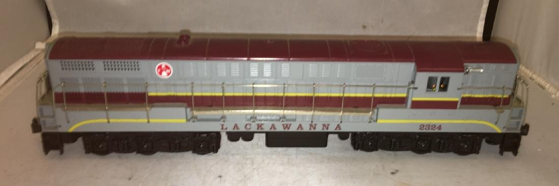 Williams Lackawanna O Gauge FM Trainmaster Diesel