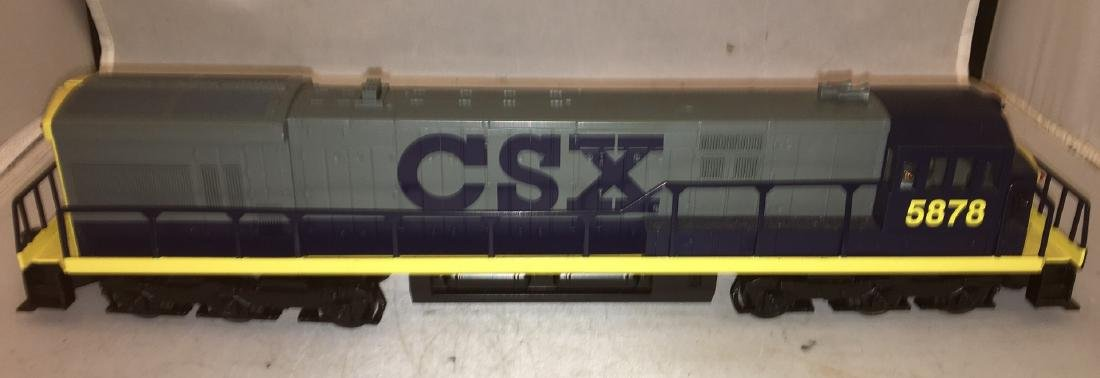 Williams CSX O Gauge U33C Diesel Engine