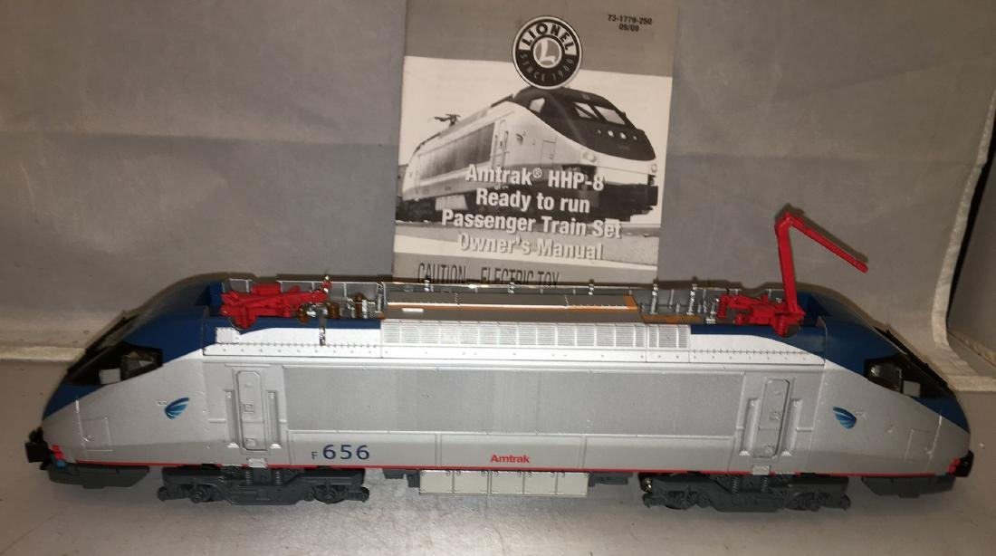 Lionel Amtrak O Gauge HHP-8 Electric Locomotive