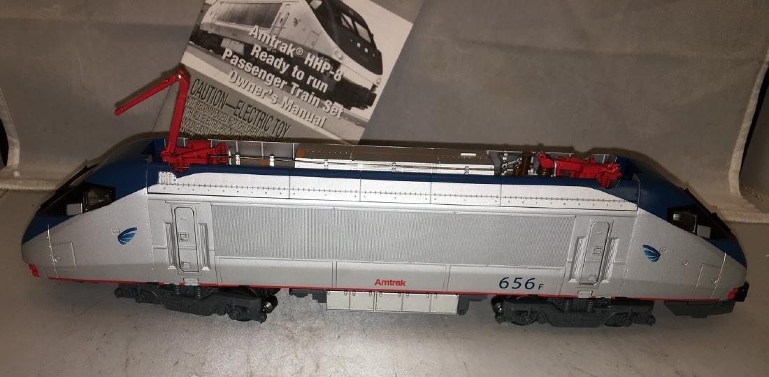 Lionel Amtrak O Gauge HHP-8 Electric Locomotive - 3