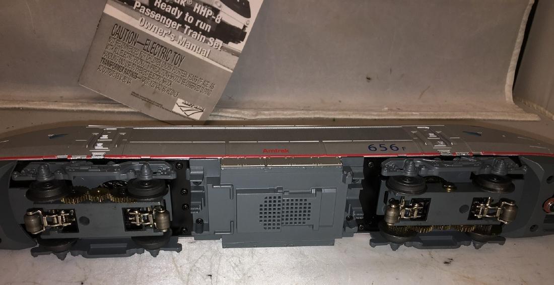 Lionel Amtrak O Gauge HHP-8 Electric Locomotive - 5