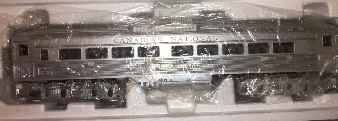 Lionel Canadian national O Gauge Rail Car Set - 3