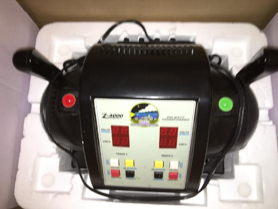 MTH Z-4000 Transformer