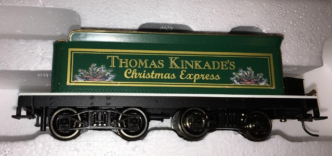 Kinkade Christmas ON30 Steam Engine - 2