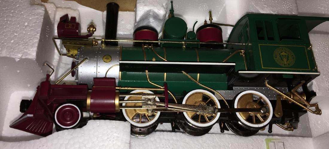 Kinkade Christmas ON30 Steam Engine - 3