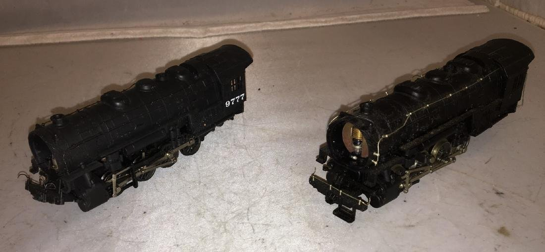 Rivarossi HO Scale 0-8-0 Steam Engines
