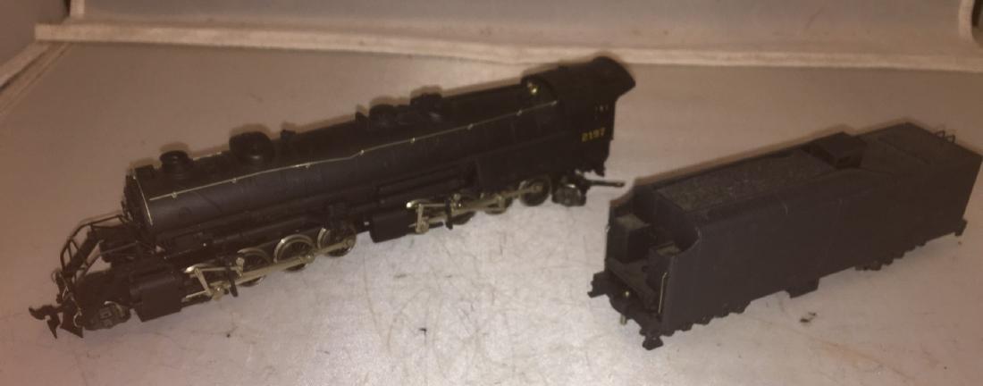 Rivarossi HO Scale 2-8-8-2 Steam Engine - 2