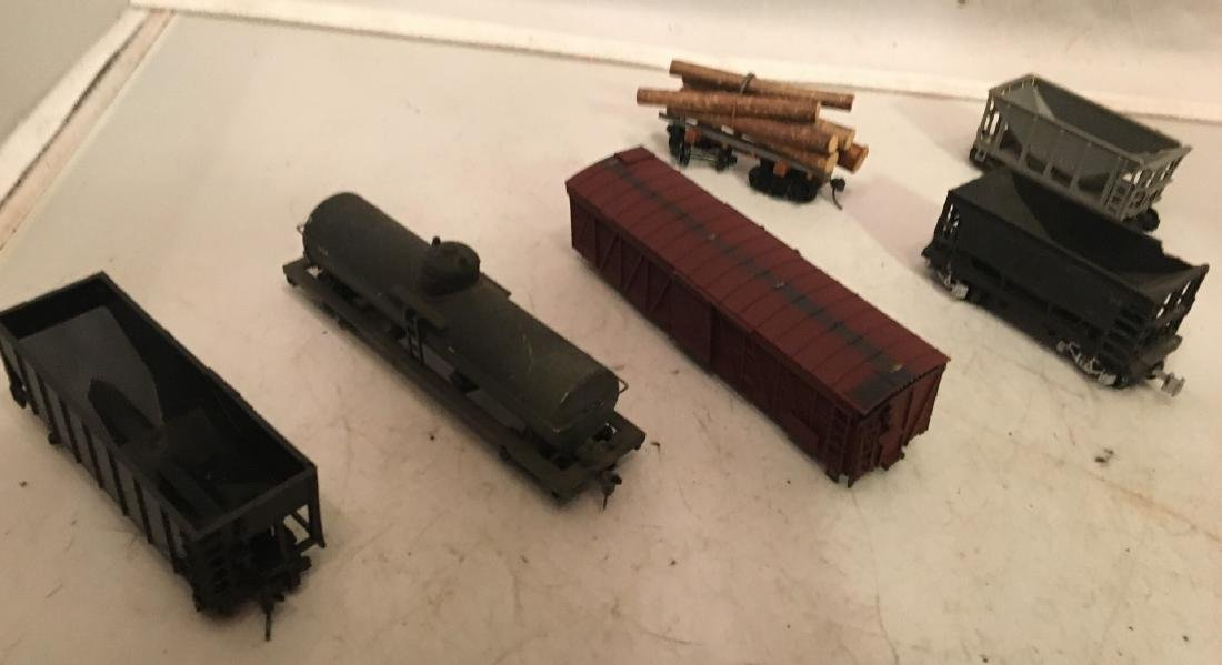 Vintage Varney HO Scale Freight Cars
