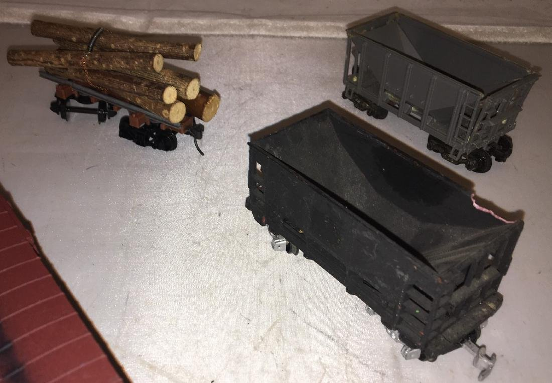 Vintage Varney HO Scale Freight Cars - 3