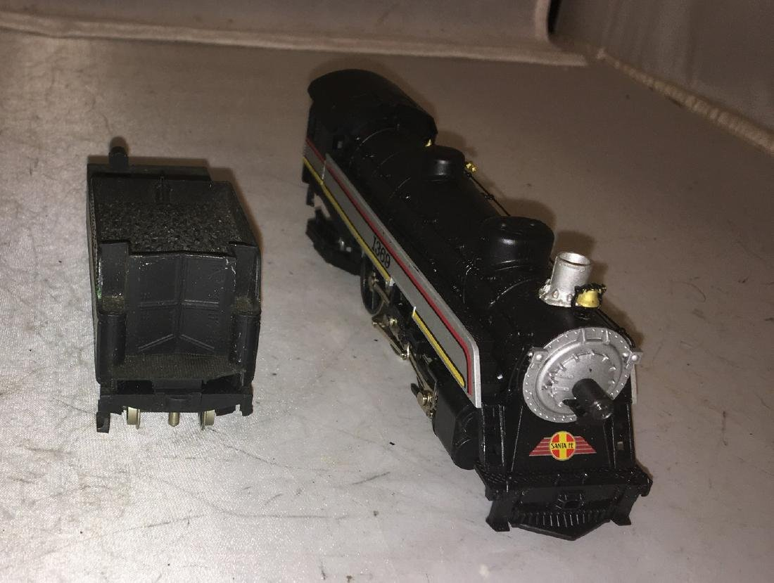 RSO NYC HO Scale Steam Engine - 2
