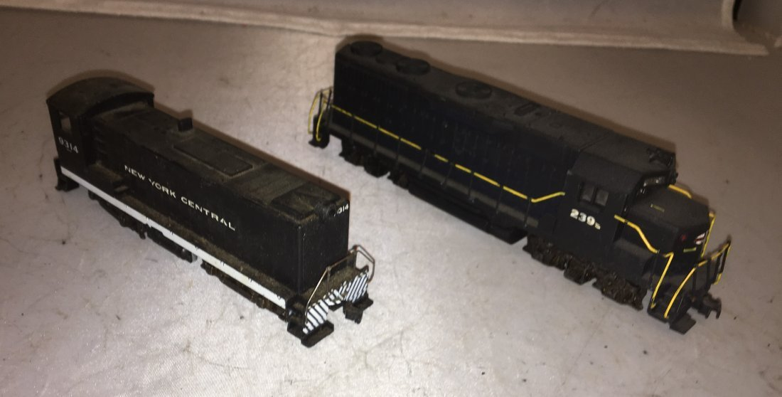 Athearn Gear Driven HO Scale Diesel Engines