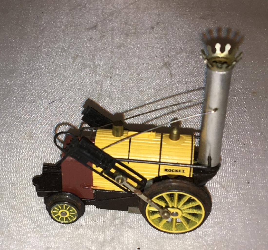 Traing HO Scale Stephenson Rocket Steam Engine