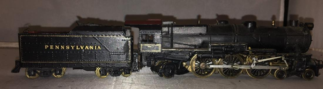 PRR HO Scale Pacific Steam Engine