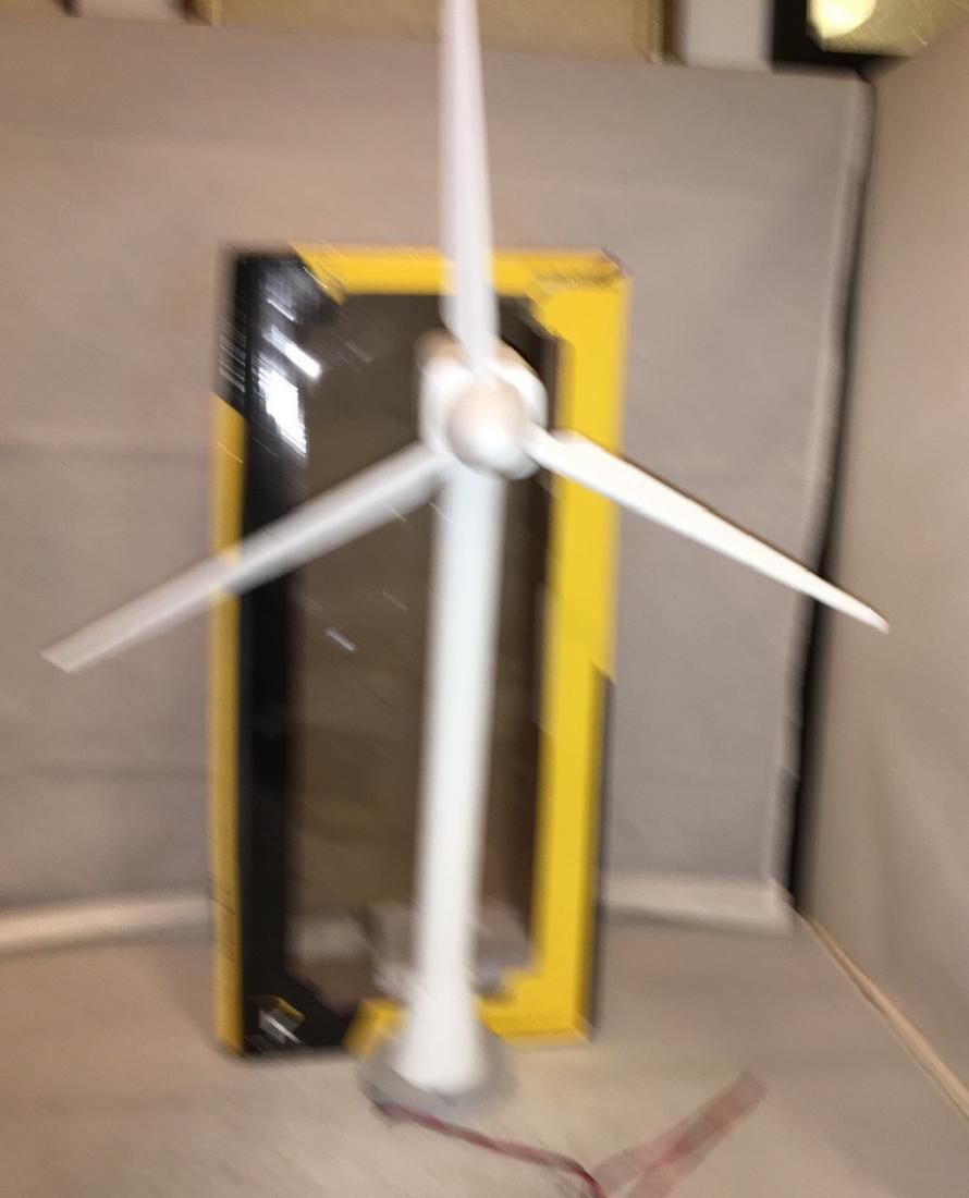 K-Line KBL O Gauge Operating Wind Turbine