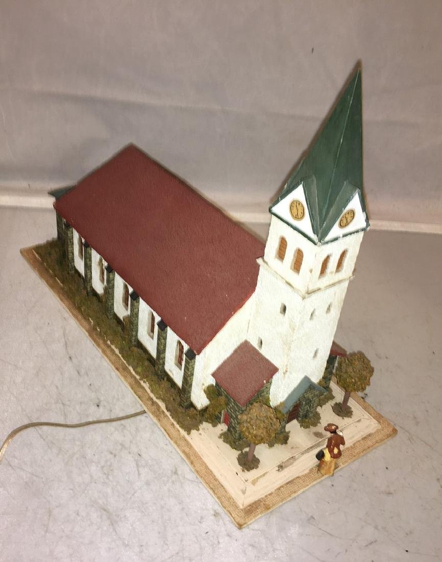 Kibri HO Gauge Wood Cathedral Church