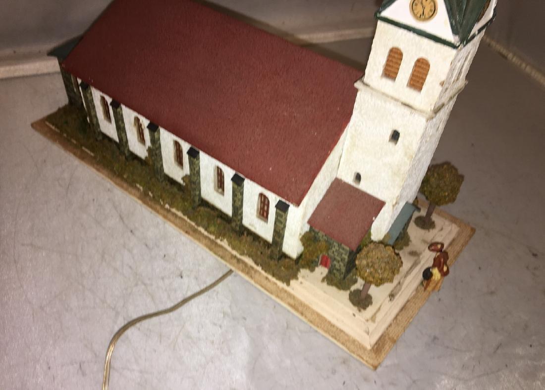 Kibri HO Gauge Wood Cathedral Church - 2