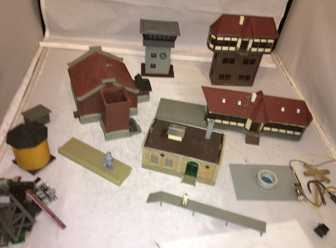 Kibri HO Scale Buildings and Parts