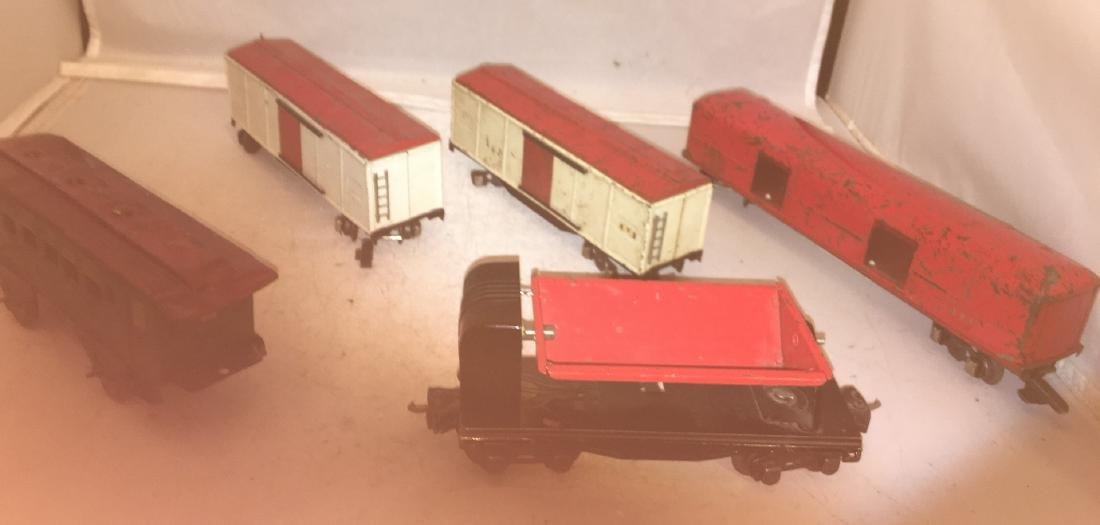 Prewar O Gauge Train Cars