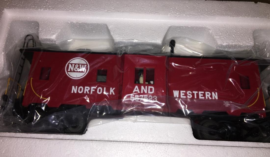 MTH Premier O Gauge Freight Cars - 4
