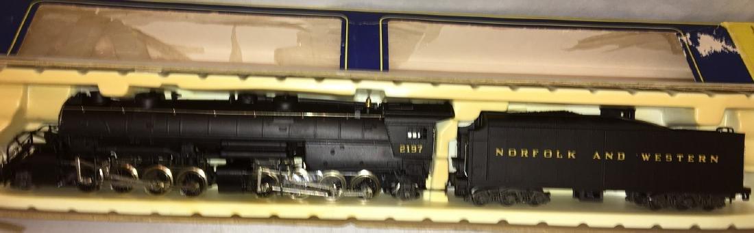 AHM Rivarossi NW HO Gauge Mallet Steam Engine