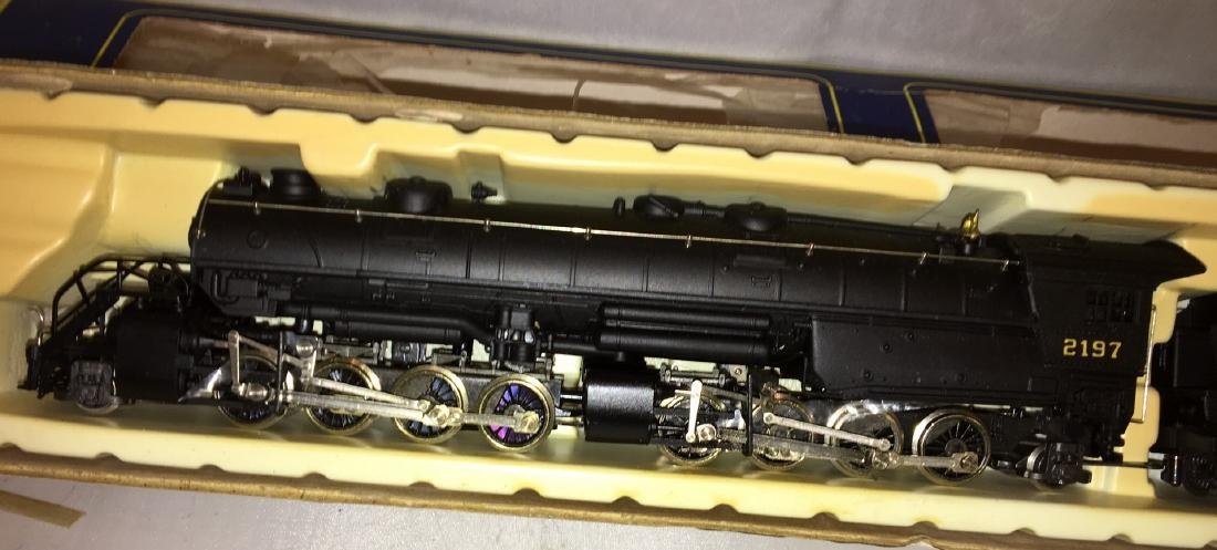AHM Rivarossi NW HO Gauge Mallet Steam Engine - 2