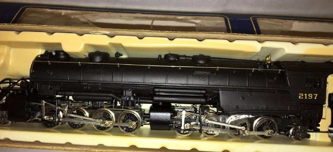AHM Rivarossi NW HO Gauge Mallet Steam Engine - 4