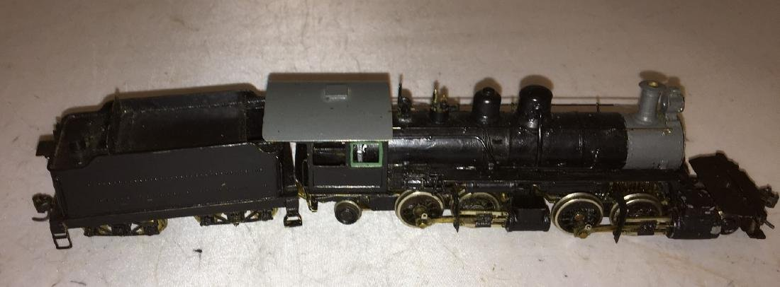 GEM Brass HO Scale 2-4-4-2 Steam Engine