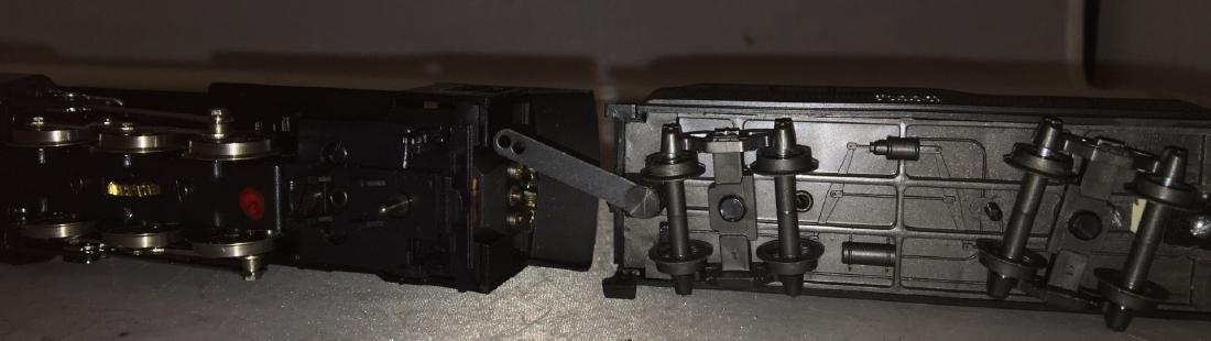 Rivarossi Burlington HO Scale Steam Engine - 5