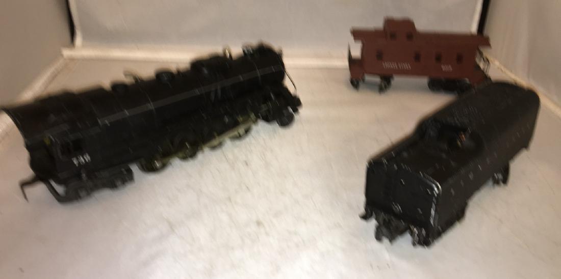 Lionel Postwar 736 O Gauge Berkshire Steam Engine Plus - 3