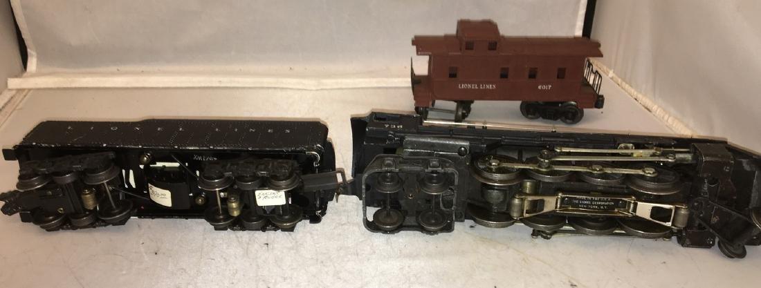 Lionel Postwar 736 O Gauge Berkshire Steam Engine Plus - 5