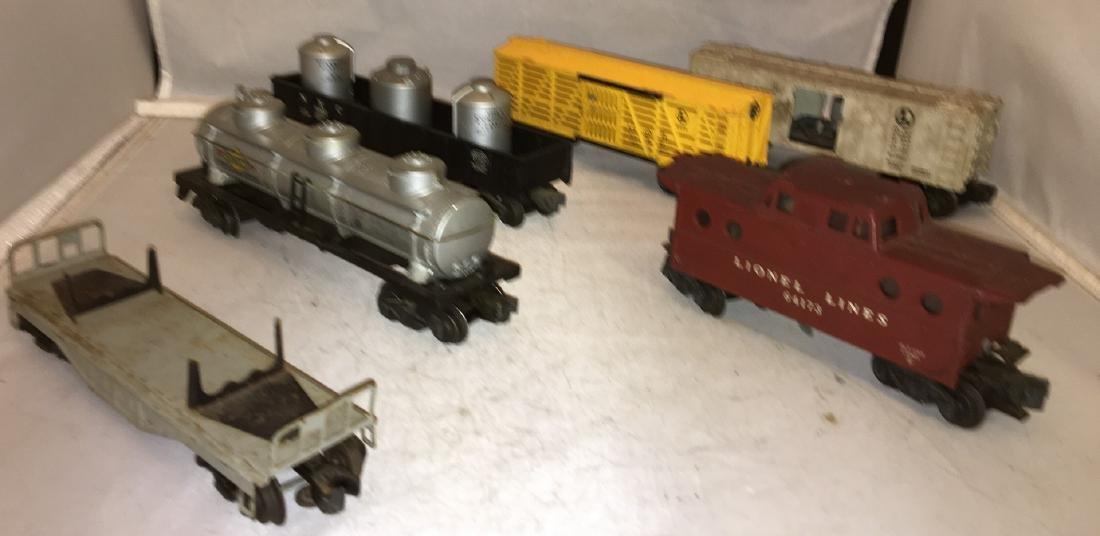 Lionel Postwar O gauge Freight Cars