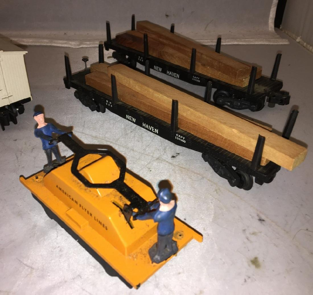 American Flyer Postwar S Gauge Train cars - 3