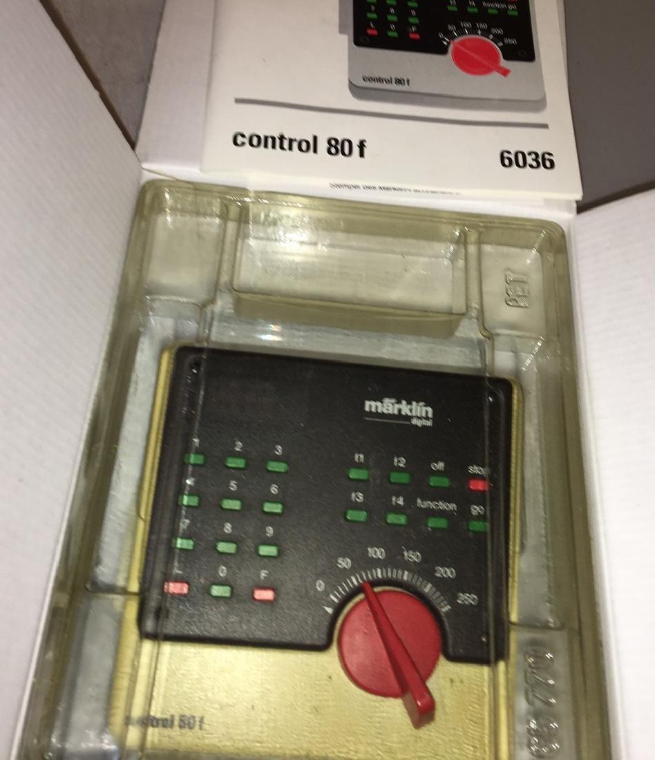 Marklin 6036 Control 80f