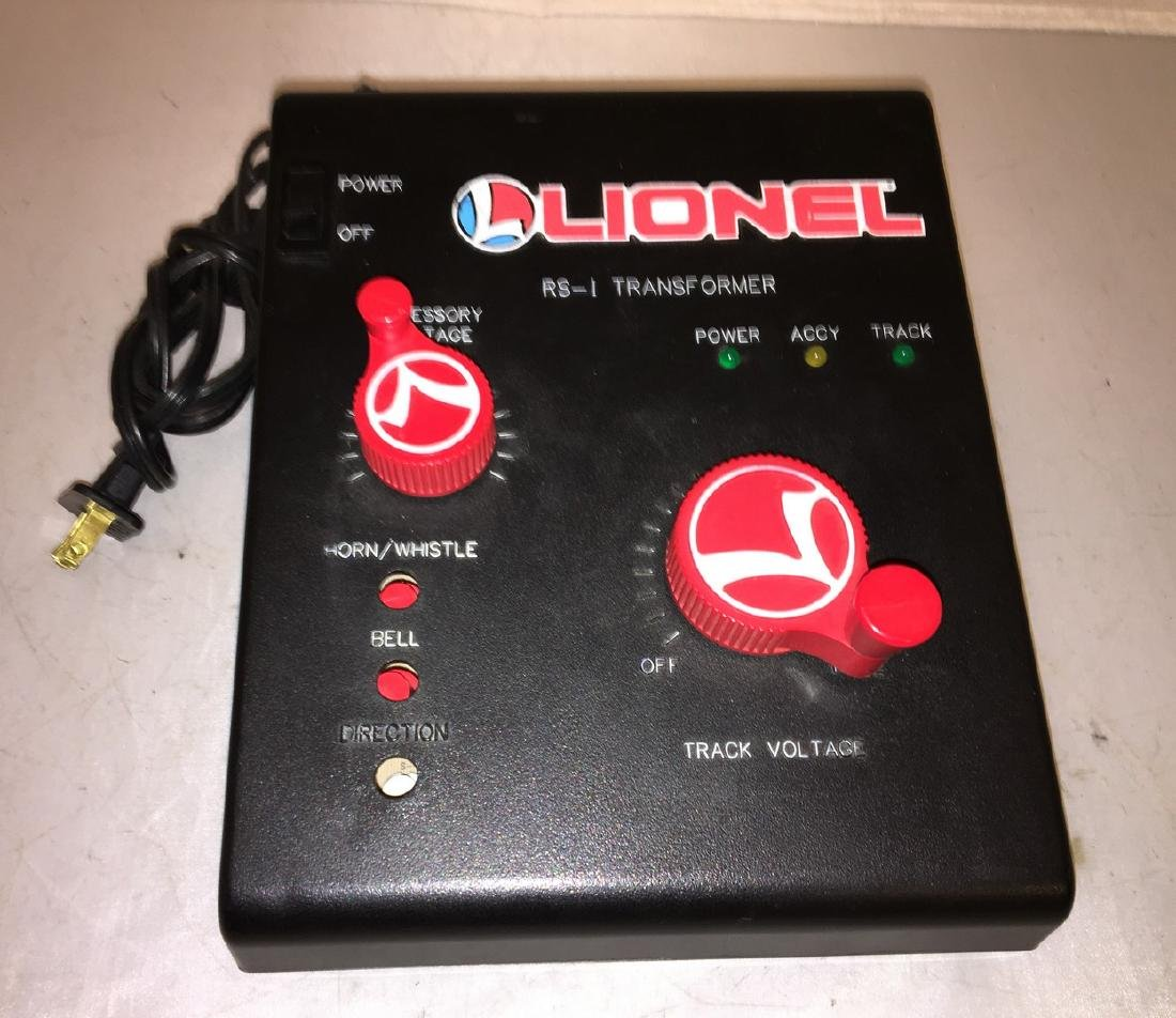 Lionel RS-1  Transformer