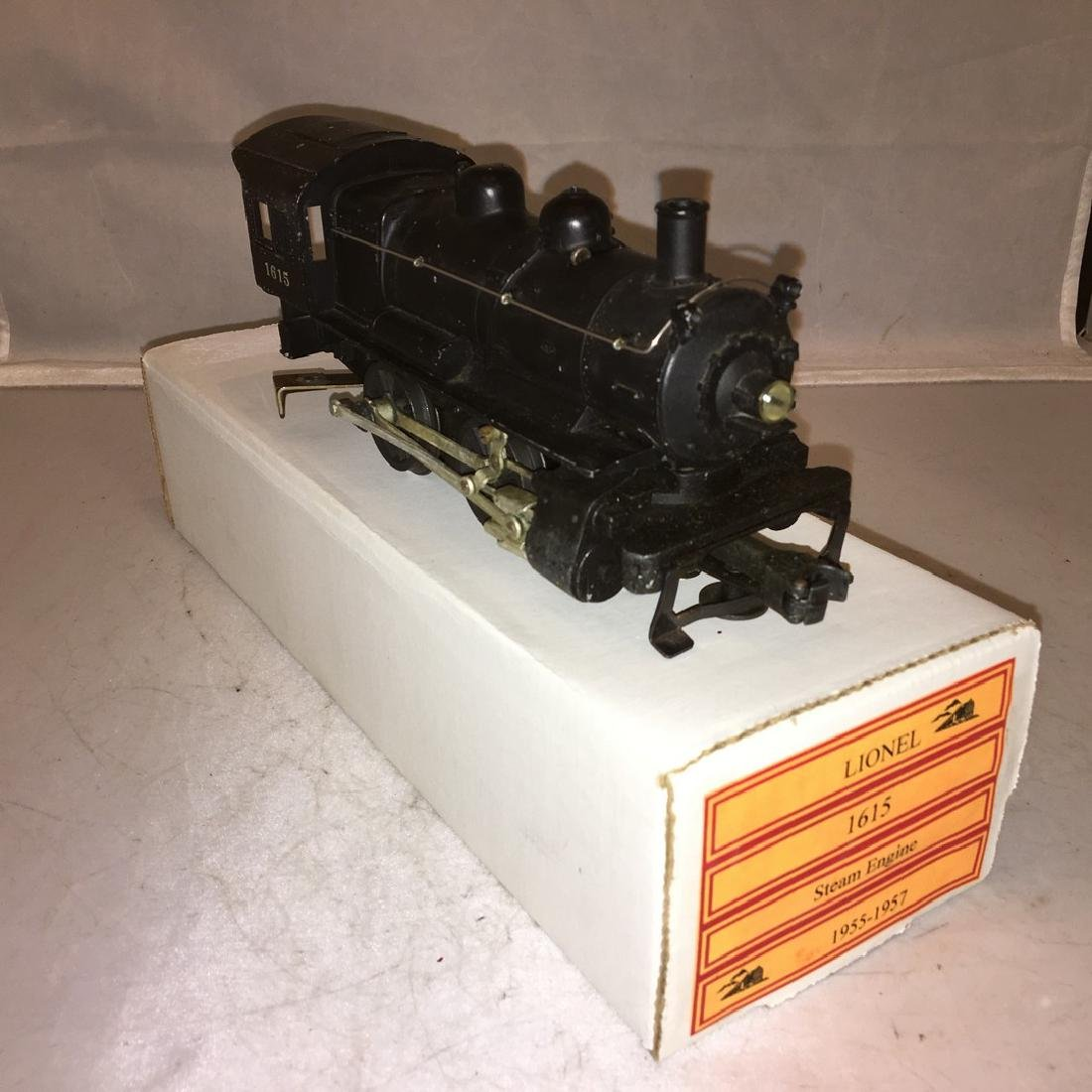 Lionel Postwar O Gauge steam Engine