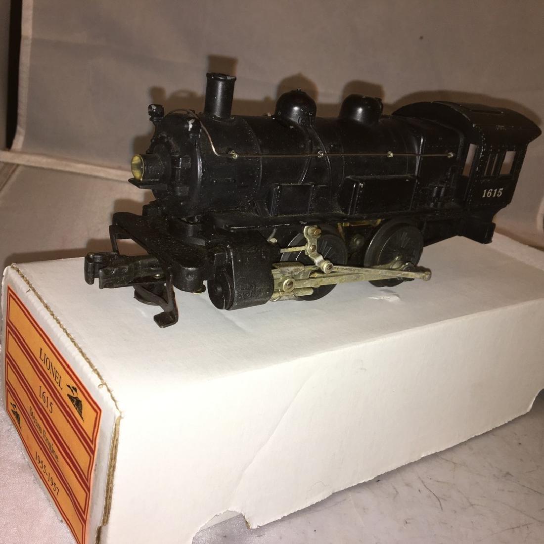 Lionel Postwar O Gauge steam Engine - 2