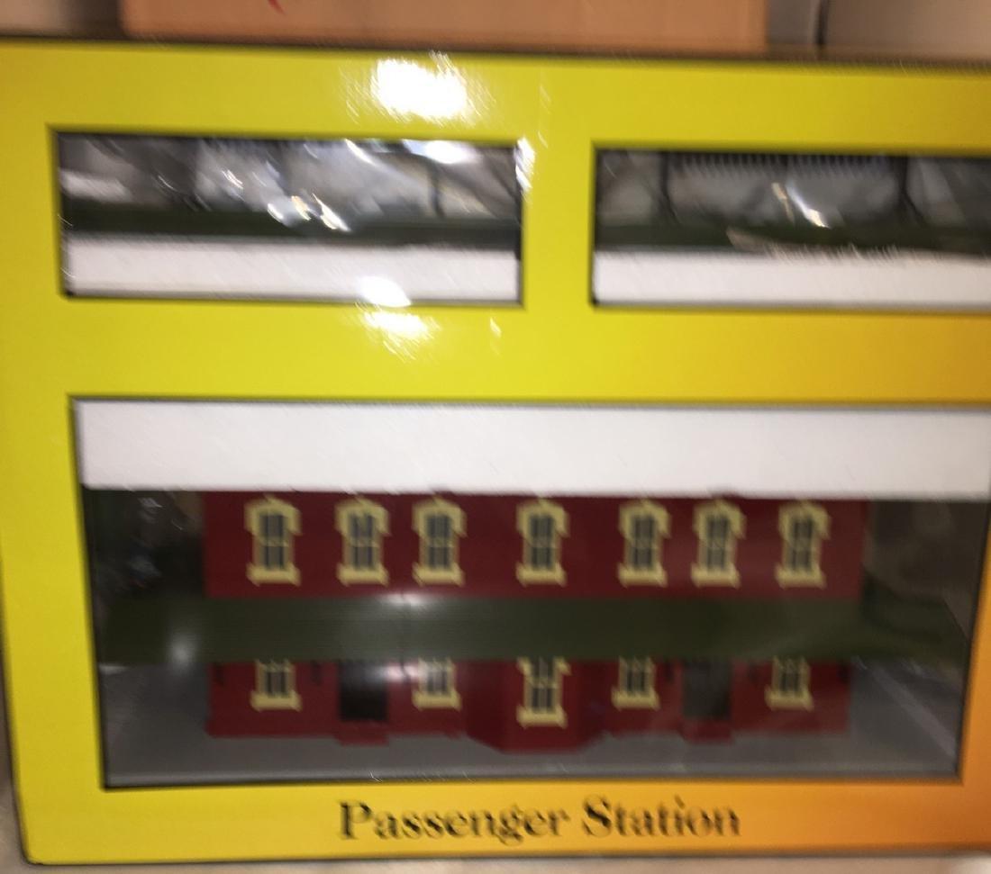 MTH O Gauge Large Passenger Station - 2