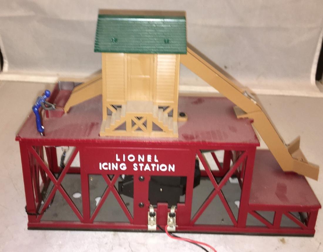 Lionel O Gauge icing Station