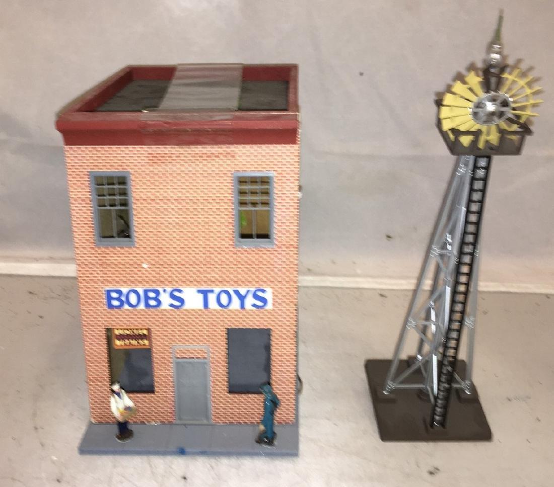 Wood O Gauge Toy Shop Plus