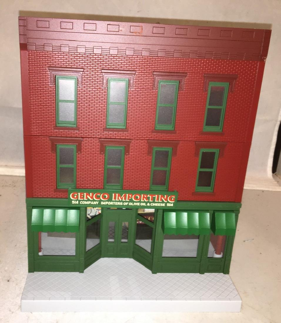MTH O Gauge Genco Oil Importing Store