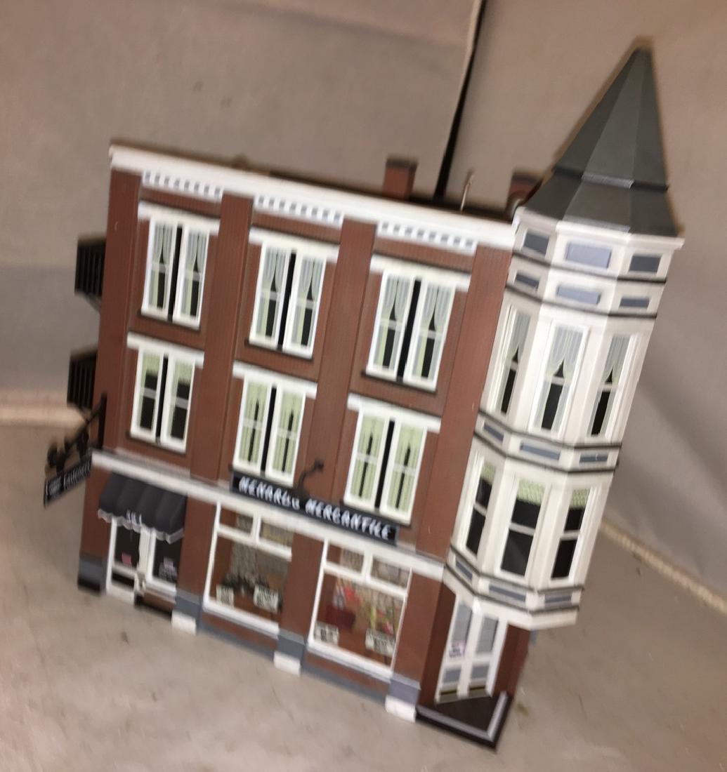 Menards O Gauge Mercantile Building - 2
