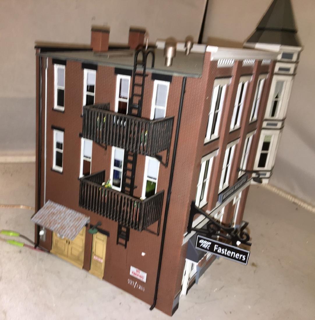 Menards O Gauge Mercantile Building - 3