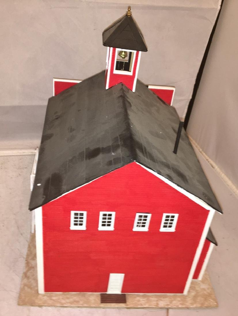 Chapman Creations O Gauge Fire house - 4
