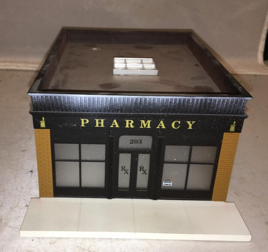 Lionel O Gauge Pharmacy