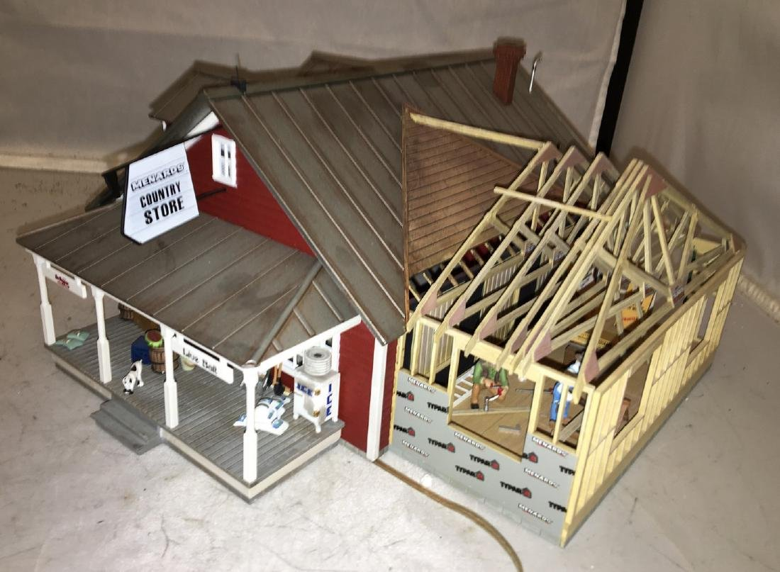 Menards O Gauge Country Store